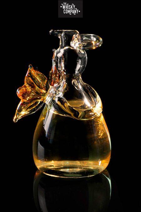 Angels' Share Glass Whisky Angel - filled & sealed with Lark Single Malt Whisky