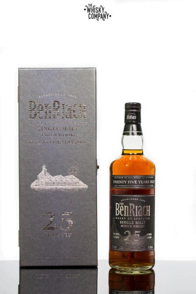 the_whisky_company_benriach_25_years_old_speyside_single_malt_scotch_whisky (1 of 1)