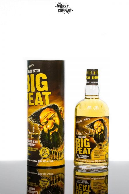 Douglas Laing Small Batch Release Big Peat Islay Blended Malt Scotch Whisky