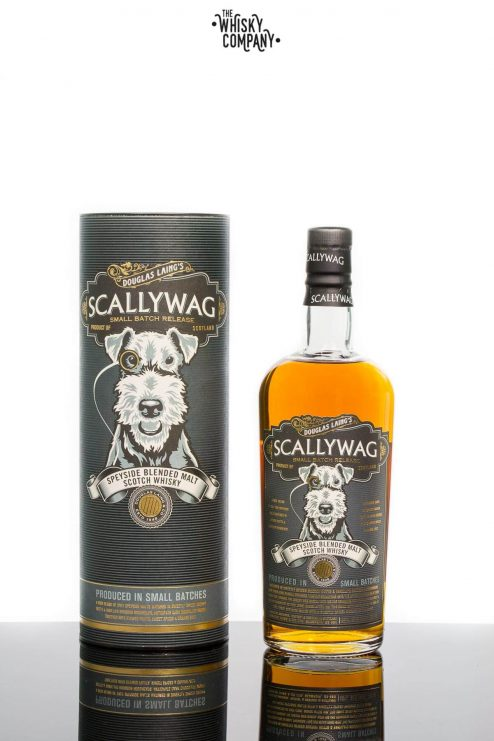 Douglas Laing's Scallywag Small Batch Speyside Blended Malt Scotch Whisky