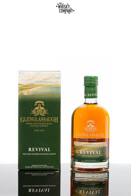 Glenglassaugh Revival Highland Single Malt Scotch Whisky (700ml)