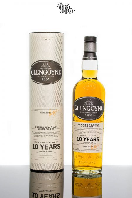 Glengoyne Aged 10 Years Highland Single Malt Scotch Whisky