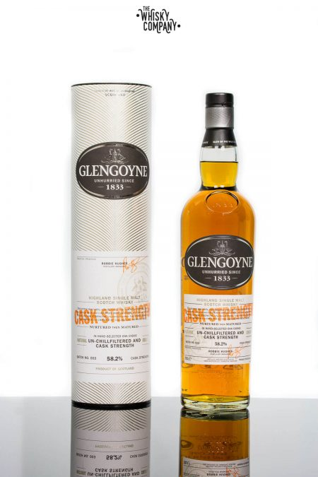 Glengoyne Cask Strength Highland Single Malt Scotch Whisky
