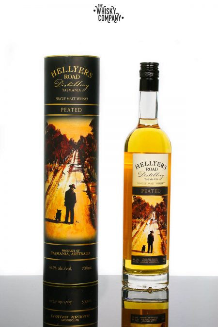 Hellyers Road Peated Australian Single Malt Whisky (700ml)