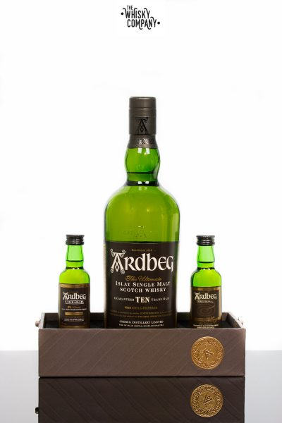 Ardbeg Age of Exploration Gift Pack Islay Single Malt Scotch Whi