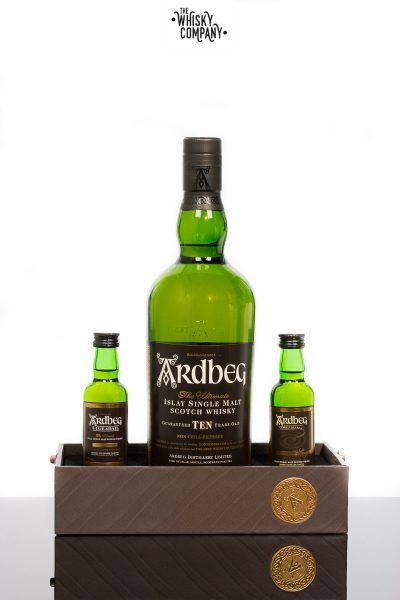 Ardbeg Age of Exploration Gift Pack Islay Single Malt Scotch Whi