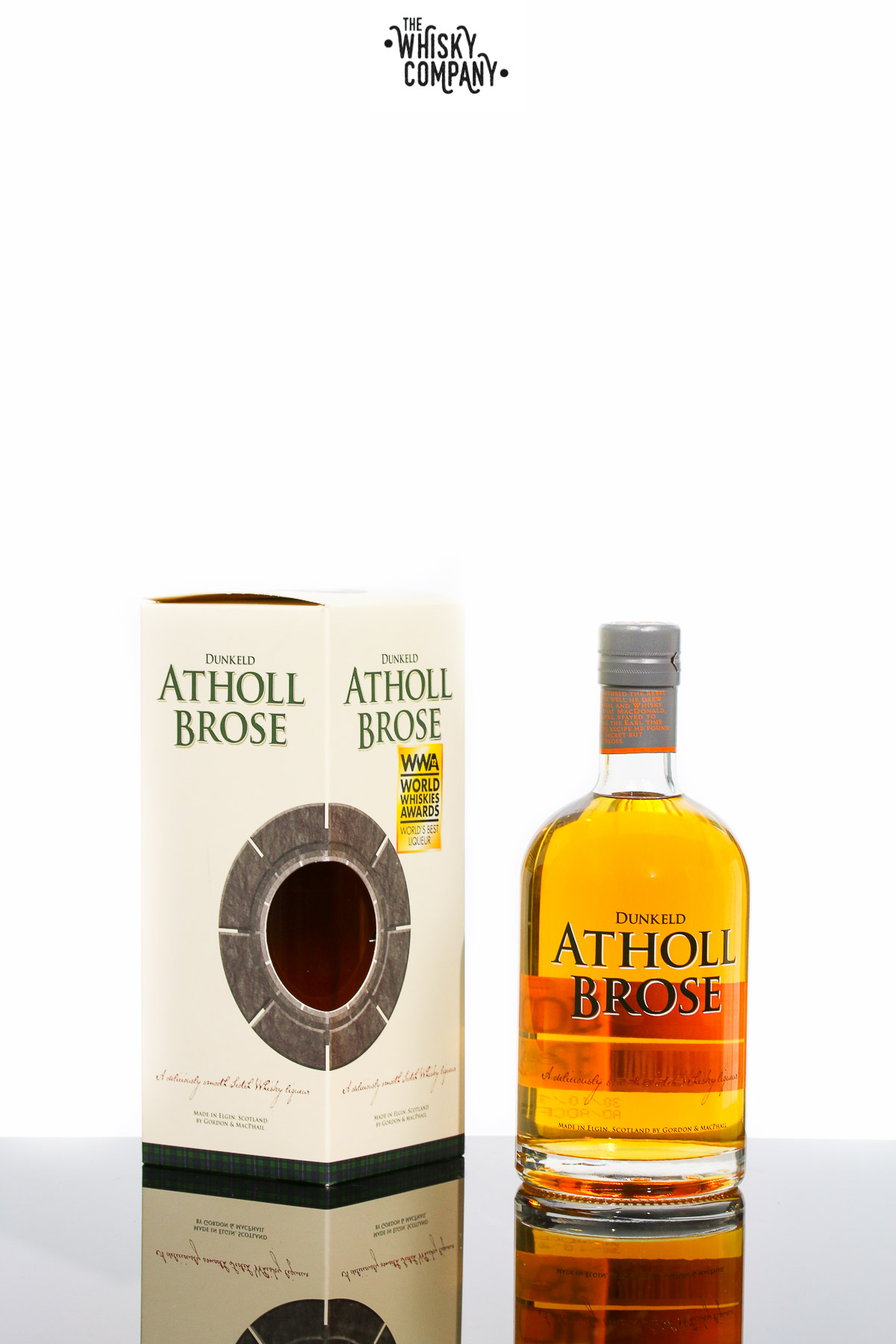 Atholl Brose Whisky Liqueur (500ml)