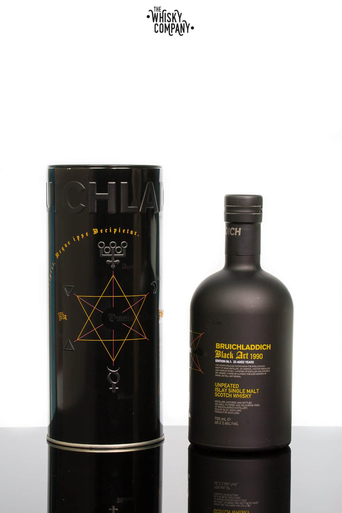 Bruichladdich 1990 Black Art Edition 4.1 Islay Single Malt Scotch Whisky (700ml)