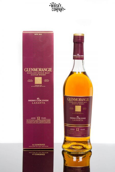 Glenmorangie Lasanta Highland Single Malt Scotch Whisky (700ml)