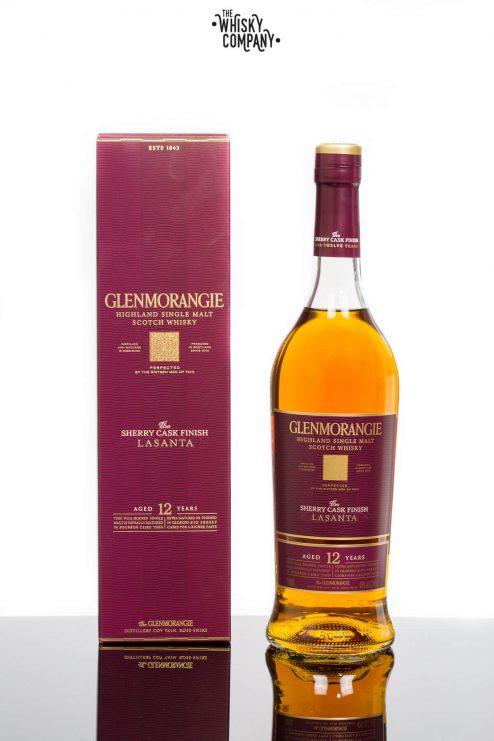 Glenmorangie Lasanta Highland Single Malt Scotch Whisky (700ml)
