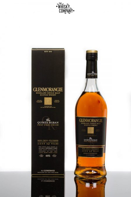 Glenmorangie Quinta Ruban Highland Single Malt Scotch Whisky (700ml)