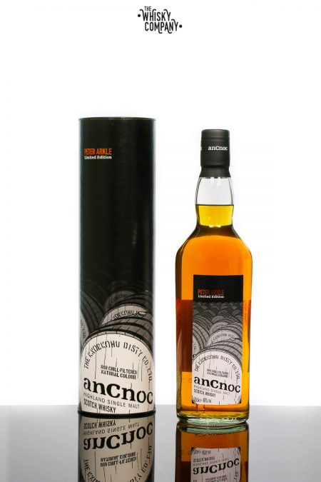 anCnoc Peter Arkle Limited Edition 2nd Release Single Malt Scotch Whisky