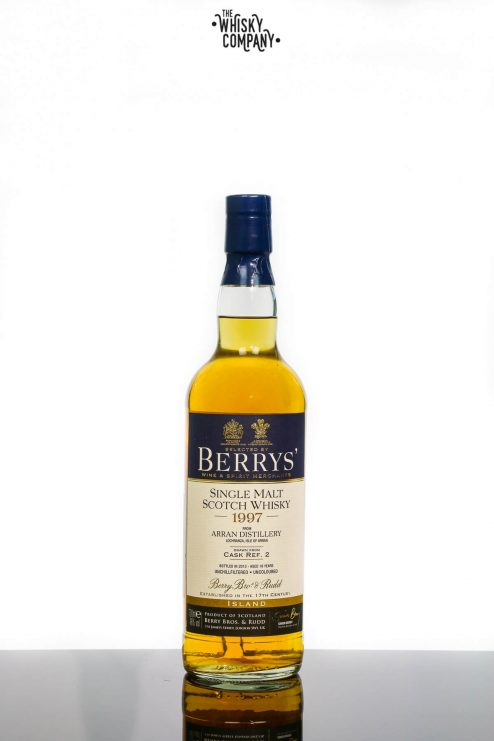 Berry Bros & Rudd 1997 Arran Single Malt Scotch Whisky (700ml)