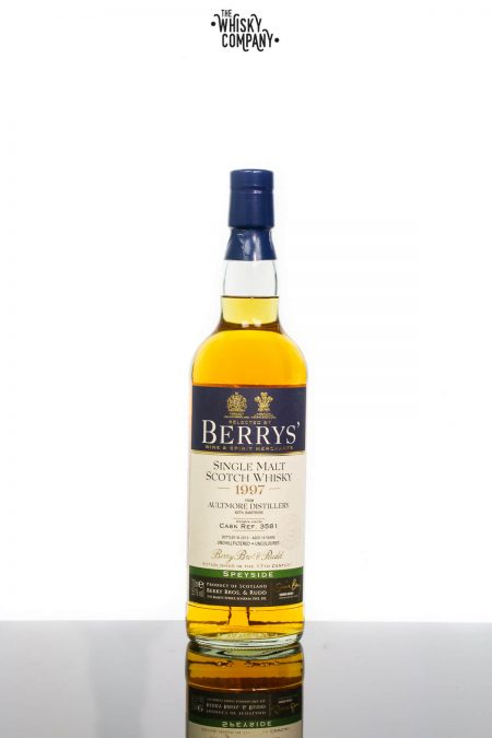 Berry Bros & Rudd 1997 Aultmore Single Malt Scotch Whisky (700ml)