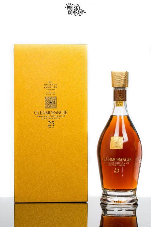 Glenmorangie 25 Years Old Highland Single Malt Scotch Whisky