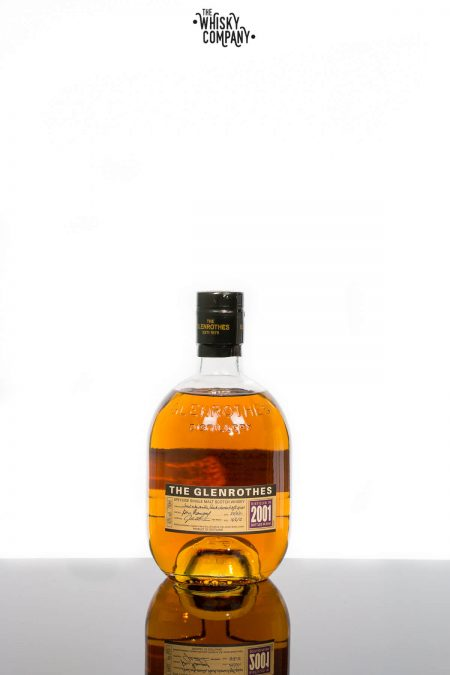 Glenrothes 2001 Vintage Speyside Single Malt Scotch Whisky