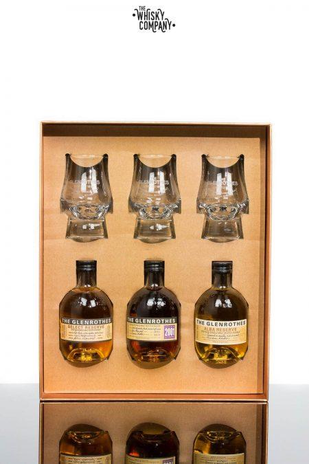 Glenrothes Speyside Single Malt Scotch Whisky Gift Pack
