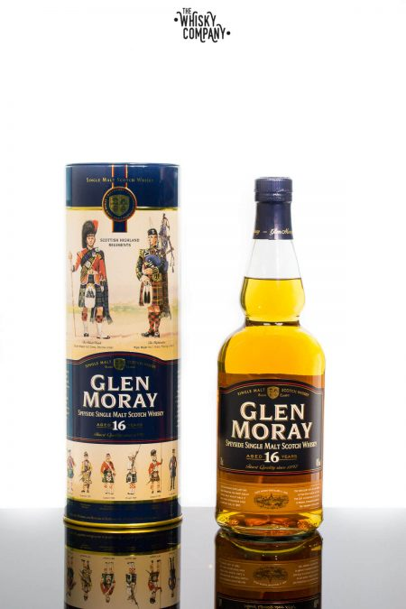 Glen Moray Aged 16 Years Speyside Single Malt Scotch Whisky