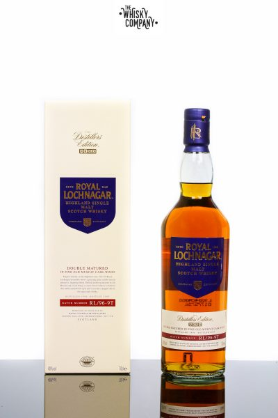Royal Lochnagar Distillers Edition Highland Single Malt Scotch W