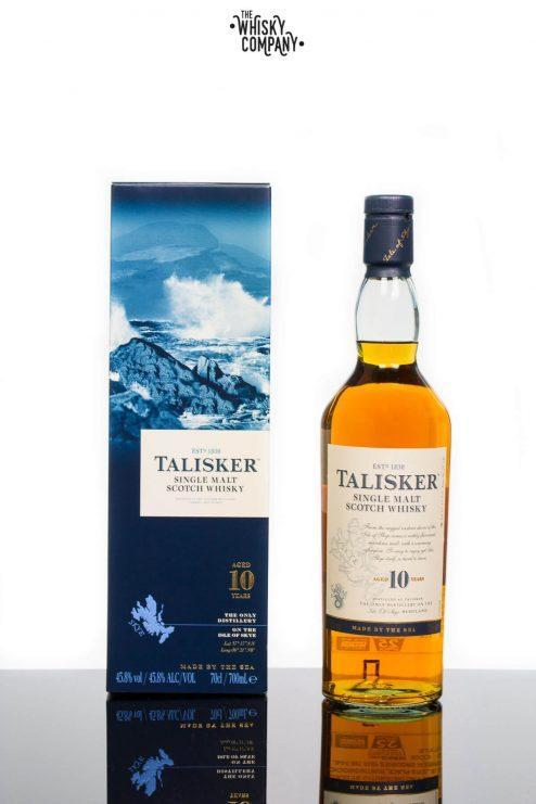 Talisker Aged 10 Years Island Single Malt Scotch Whisky