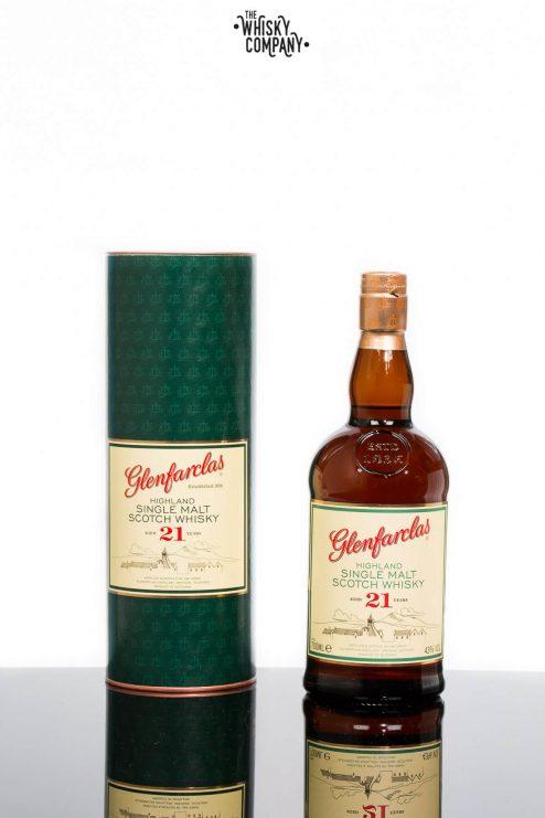 Glenfarclas Aged 21 Years Highland Single Malt Scotch Whisky