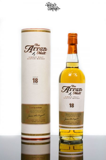 Arran Aged 18 Years Limited Edition Island Single Malt Scotch Whisky (700ml)