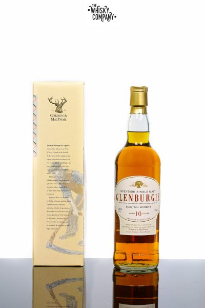 Gordon & MacPhail Glenburgie Aged 10 Years Speyside Single Malt