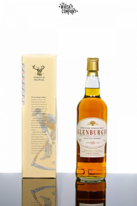Gordon & MacPhail Glenburgie Aged 10 Years Single Malt Scotch Whisky
