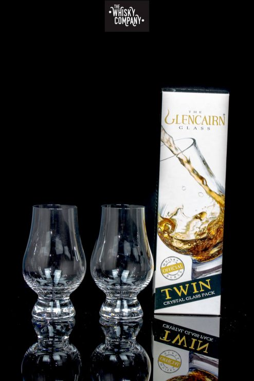 Glencairn 'Whisky Tasting' Glass 2 Glass Purchase