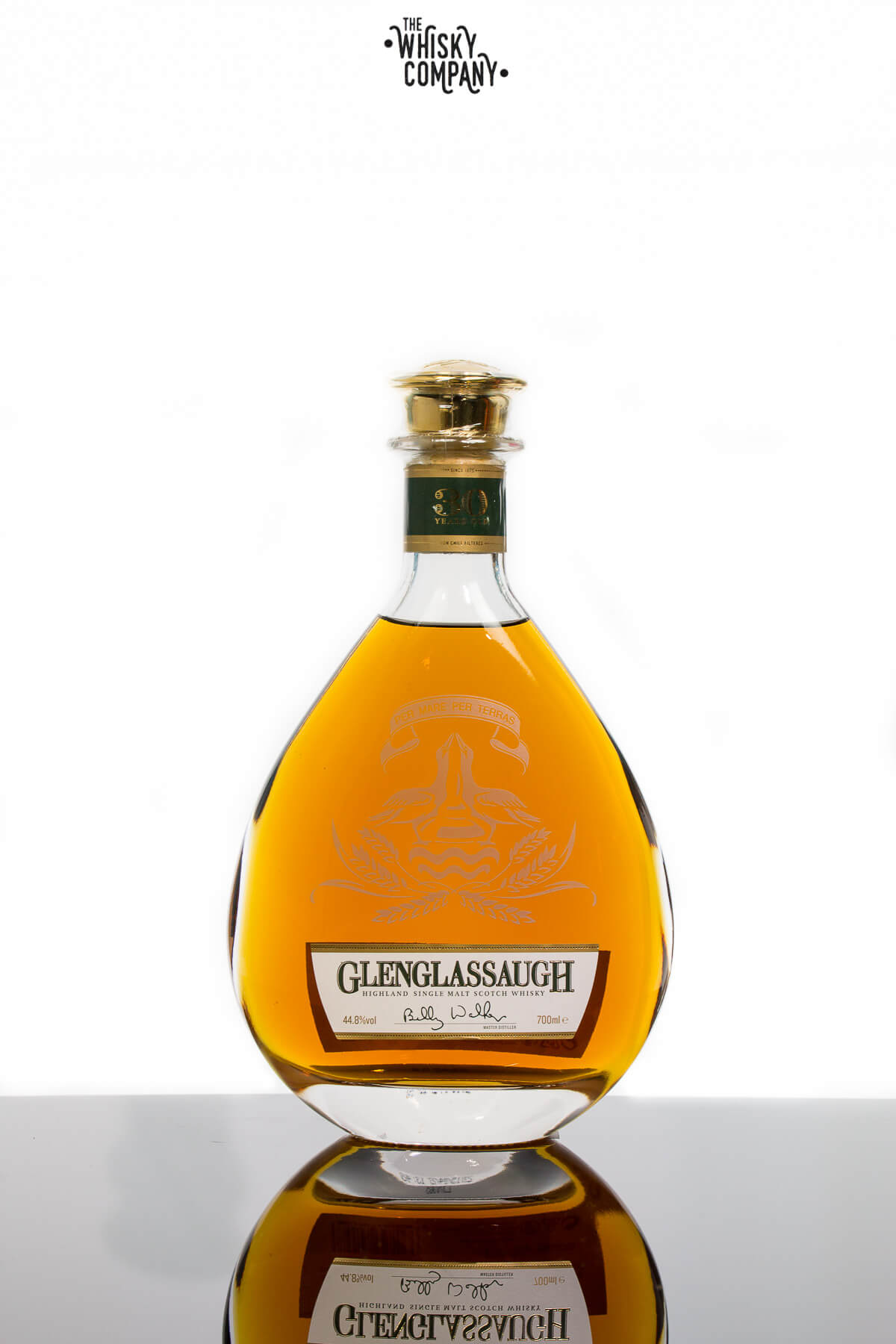 Glenglassaugh 30 Years Old Highland Single Malt Scotch Whisky