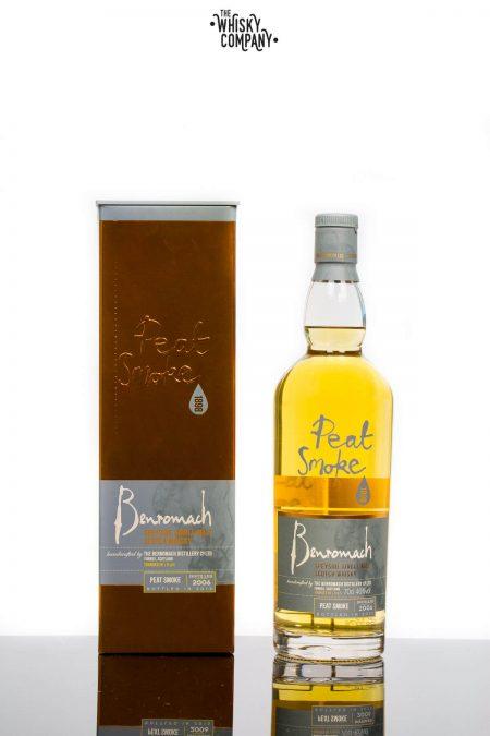 Benromach Peat Smoke Speyside Single Malt Scotch Whisky (700ml)