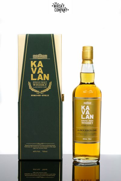 Kavalan Ex-Bourbon Oak Taiwanese Single Malt Whisky