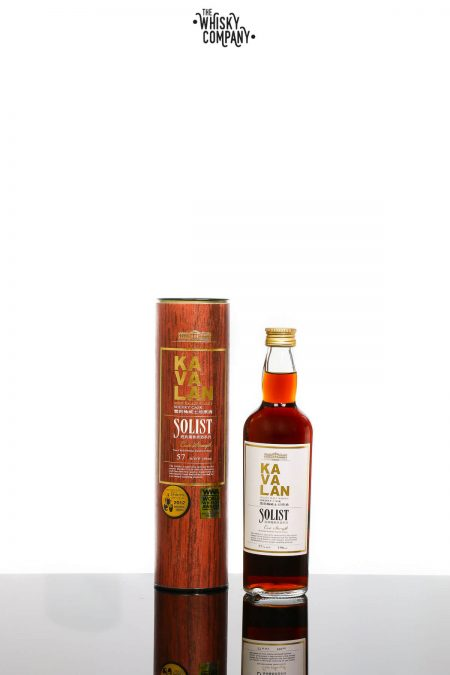 Kavalan Solist Ex-Sherry Taiwanese Single Malt Whisky (196ml)