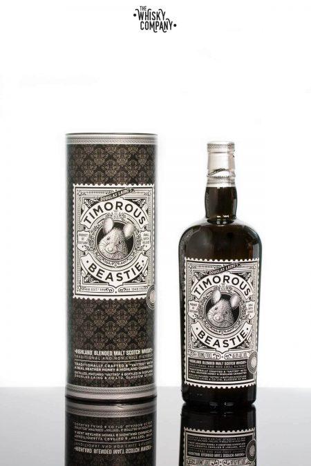 Douglas Laing's Timorous Beastie Small Batch Highland Blended Malt Scotch Whisky