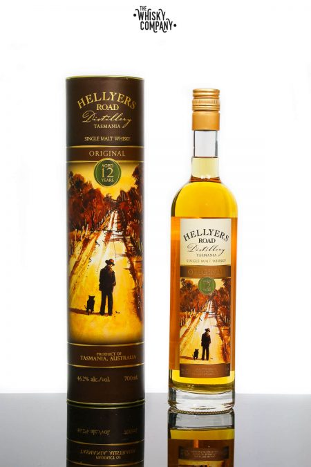 Hellyers Road 12 Years Old Australian Single Malt Whisky (700ml)
