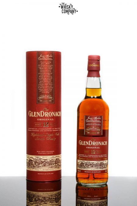 GlenDronach 12 Years Old Original Highland Single Malt Scotch Whisky (700ml)