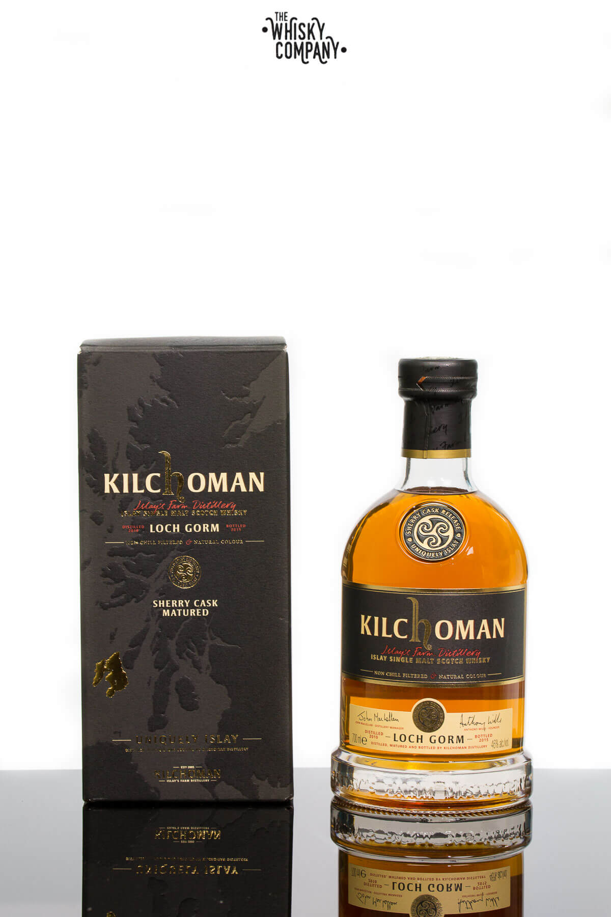 Kilchoman 2015 Loch Gorm Islay Single Malt Scotch Whisky (700ml)