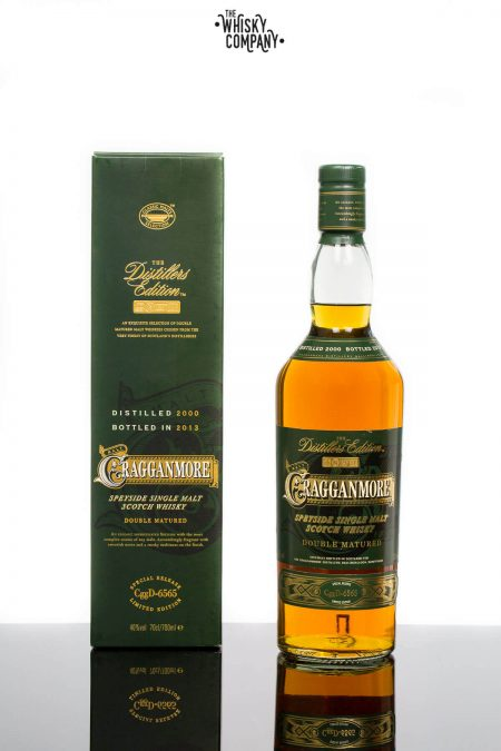 Cragganmore 2000 Distillers Edition Speyside Single Malt Scotch Whisky
