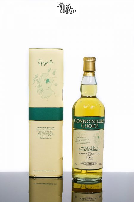 Gordon & MacPhail 2000 Aultmore Speyside Single Malt Scotch Whisky