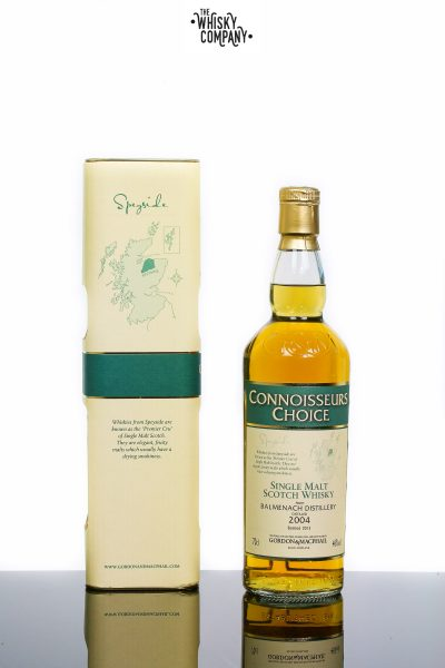 Gordon & MacPhail 2004 Balmenach Speyside Single Malt Scotch Whi