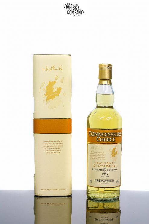 Gordon & MacPhail 1997 Blair Athol Highland Single Malt Scotch Whisky