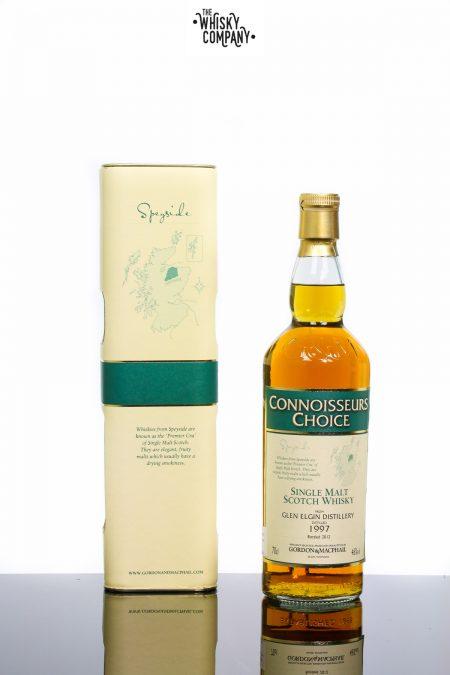 Gordon & MacPhail 1997 Glen Elgin Speyside Single Malt Scotch Whisky