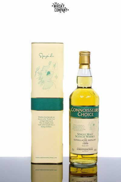 Gordon & MacPhail 1999 Glenallachie  Speyside Single Malt Scotch