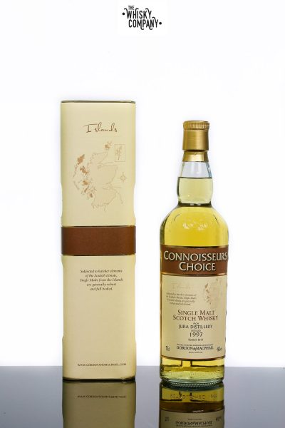 Gordon & MacPhail 1997 Jura Island Single Malt Scotch Whisky