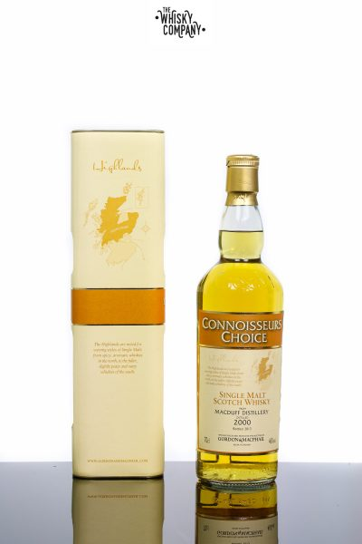 Gordon & MacPhail 2000 Macduff Highland Single Malt Scotch Whisk