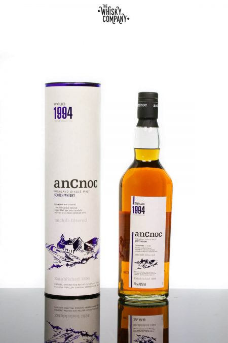 anCnoc 1994 Speyside Single Malt Scotch Whisky