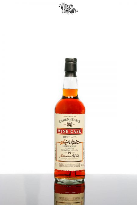 Tullibardine 1993 Aged 19 Years Single Malt Scotch Whisky - Cadenhead (700ml)