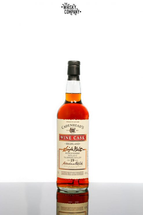 Tullibardine 1993 Aged 19 Years Single Malt Scotch Whisky - Cadenhead's (700ml)