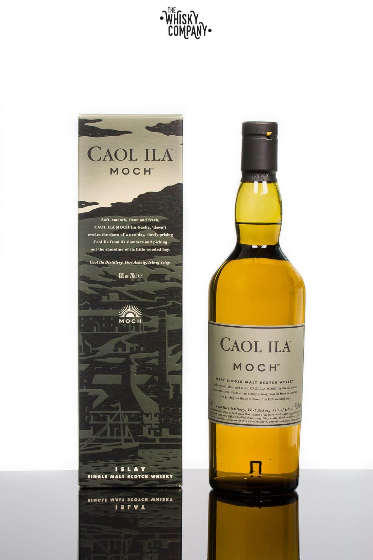Caol Ila Moch Islay Single Malt Scotch Whisky (700ml)