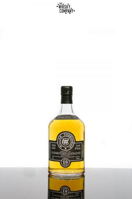 Cadenheads Glenrothes-Glenlivet Aged 18 Years Single Malt Scotch Whisky